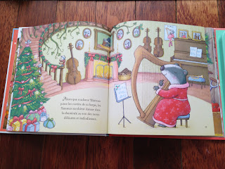 Mon petit livre musical de Noël - Editions USBORNE