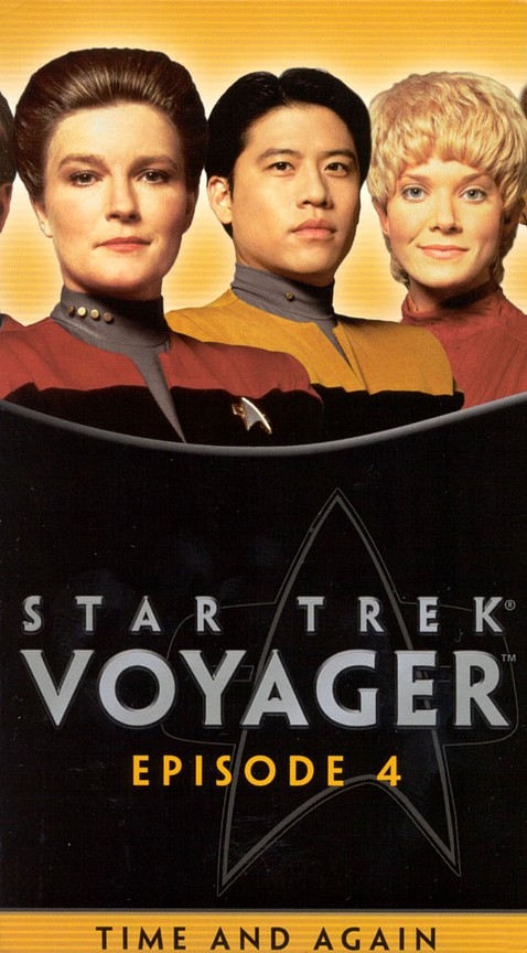 Star Trek: Voyager - Season 1 Episode 04: Time And Again