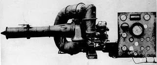 Mesin Turbo Jet kedua Whittle tahun 1939