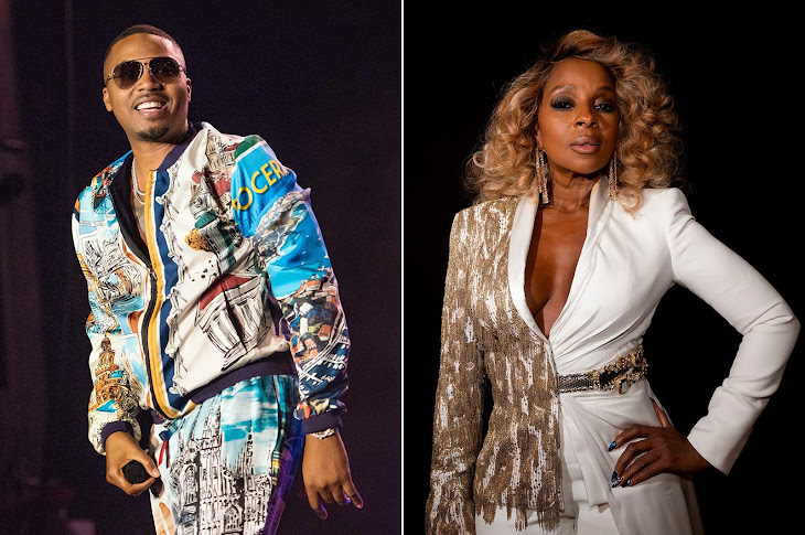 Nas and Mary J. Blige Are Heading On Tour