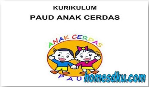 Dokumen 1 PAUD Kurikulum 2013 Terbaru