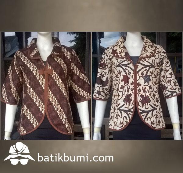 Bolero Bolak Balik Batik DBT 088
