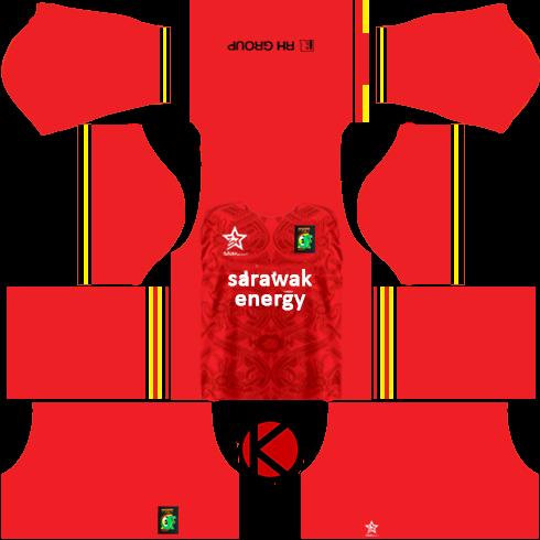 Sarawak Kits 2017 -  Dream League Soccer