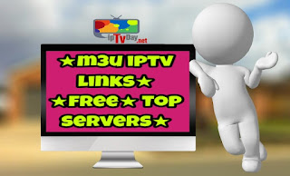 IPTV SERVERS IPTV LINKS FOR FREE M3U PLAYLIST 04-10-2018
