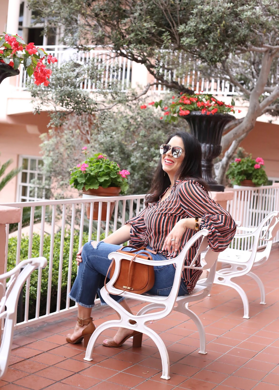 Instagramworthy places in san diego- la valencia hotel, la valencia hotel la jolla