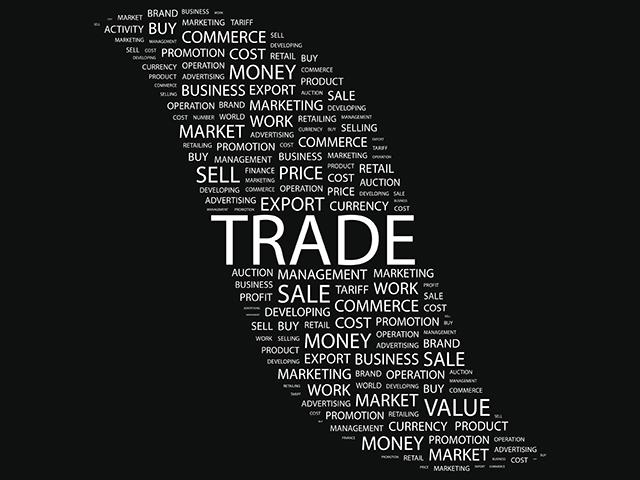 activity in global trade business