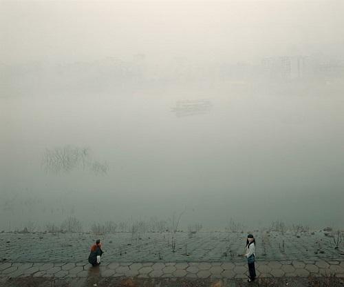 Jiagang Chen, imagenes surrealistas, contaminacion, fotos chidas inspiradoras,,