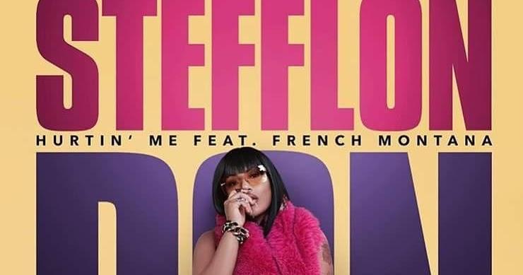 Stefflon Don X French Montana - Hurtin Me