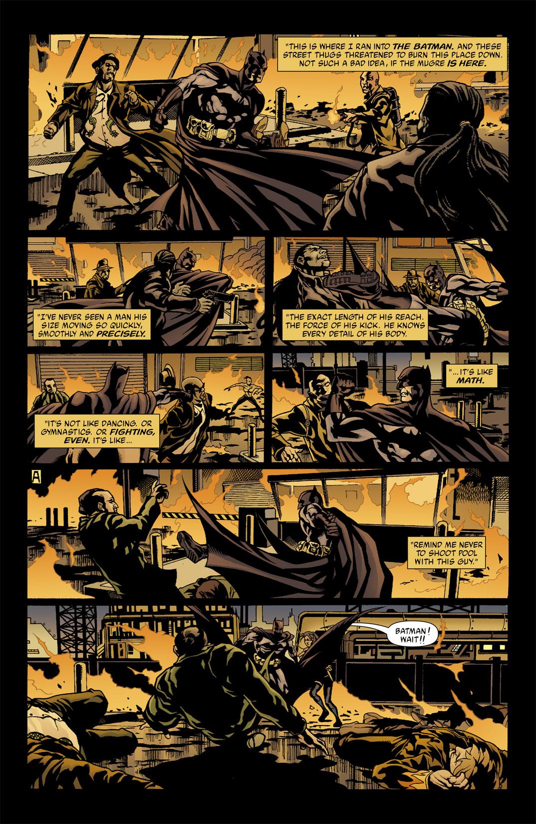 Detective Comics (1937) 795 Page 3