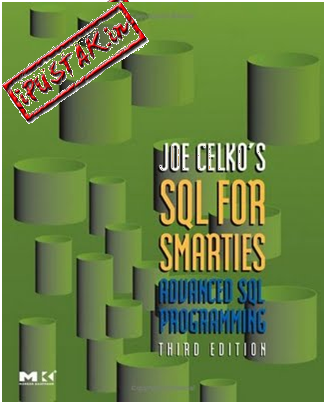 joe celkos sql for smarties advanced sql programming third edition