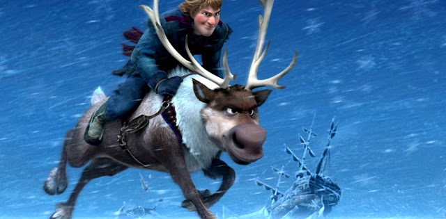 Frozen - Sven and Kristoff