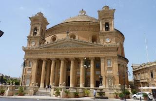 Iglesia de Santa María de la Asunción, La Rotunda de Mosta.