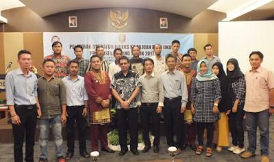 Dinas PMD Provinsi Lampung Latih 112 Operator Indeks Kemajuan Desa (IKD)