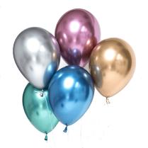 Balon Latex Chrome (NEW PRODUCT)