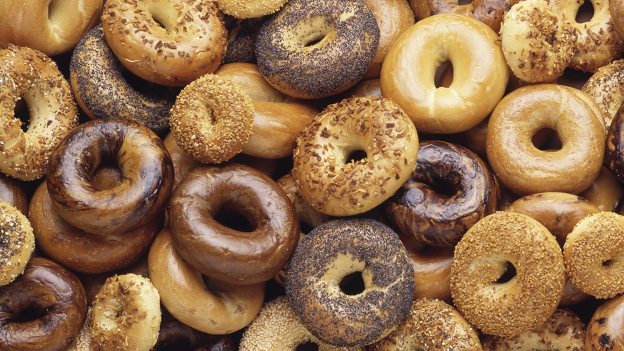 bagels and donuts dating