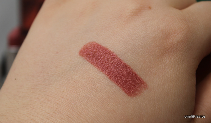 one little vice beauty blog: mac amplified creme lipsticks