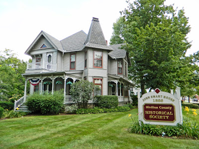 Mcdl genealogy march 2017 historic homes of medina fandeluxe Choice Image