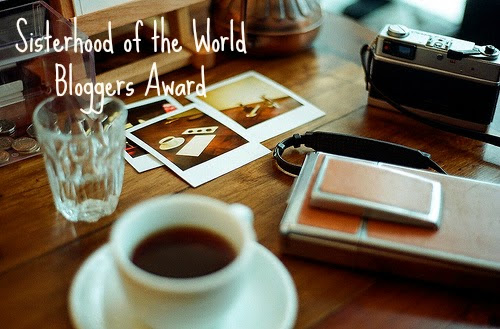 NOMINATED - Sisterhood of the World Bloggers Award