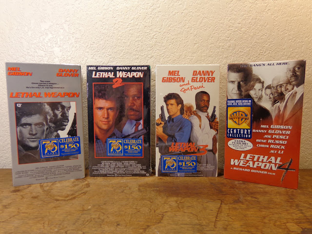 Lethal-Weapon-VHS-Set