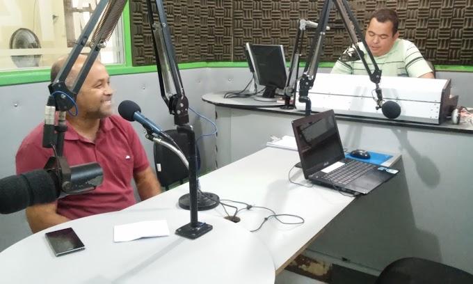 Professor Borges foi entrevistado na Rádio Alvorada AM na última quarta-feira
