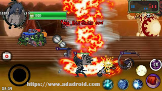 Download Naruto Senki Ninja Revolutions Lite by Ariyanto