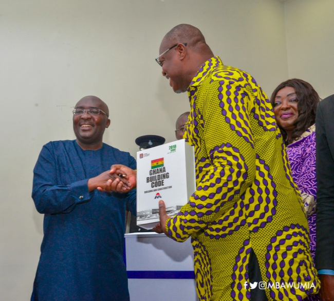 Ghana's First Comprehensive Building Code Is A Game Changer - VP Bawumia