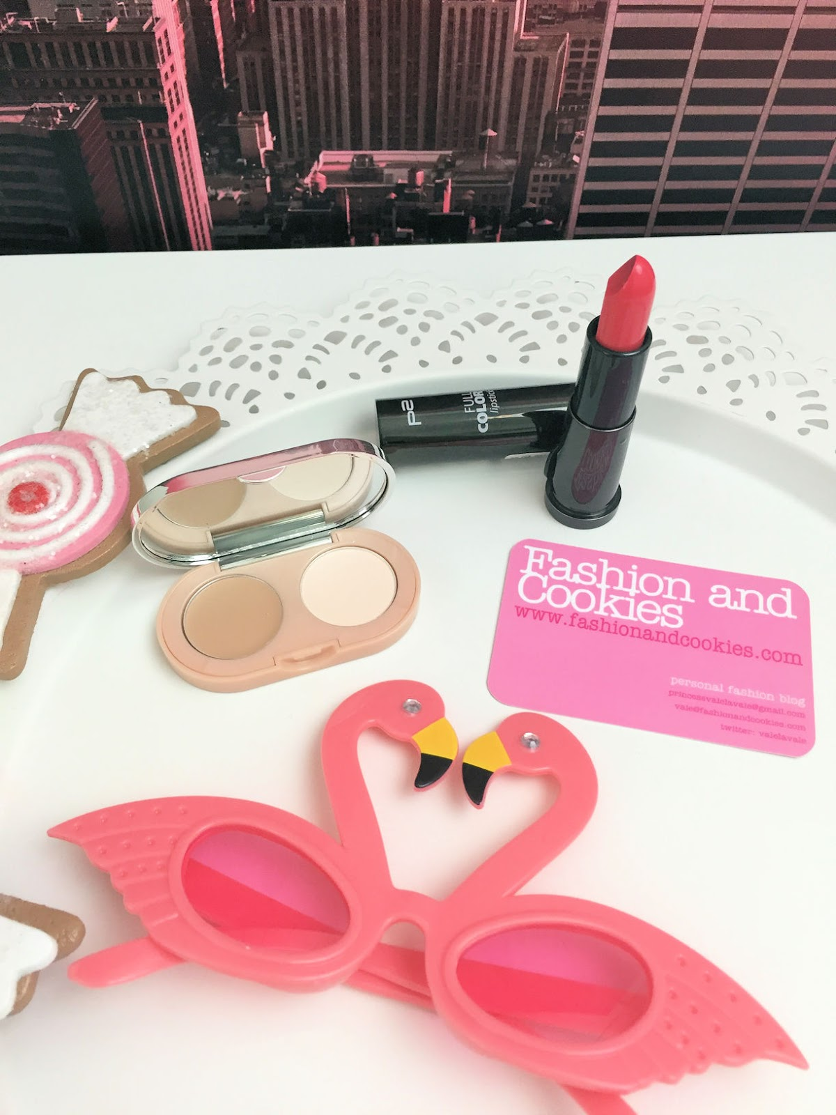 p2 Cosmetics makeup low cost review concealer kit su Fashion and Cookies beauty blog, beauty blogger
