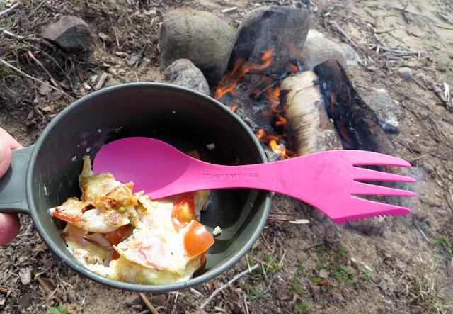 Omelett på Muurikka