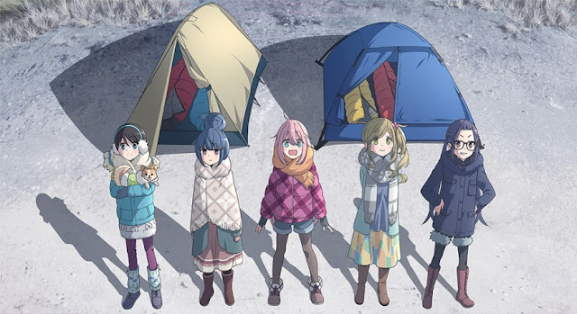 Yuru Camp Batch Sub Indo