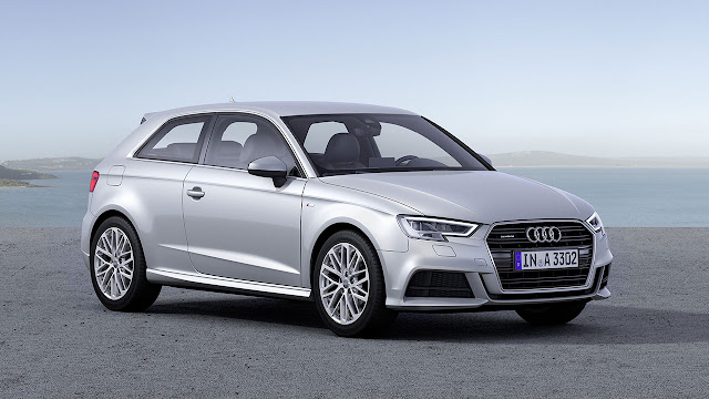 The Audi A3