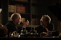 Ian McDiarmid and James Gray on the set of The Lost City of Z (22)