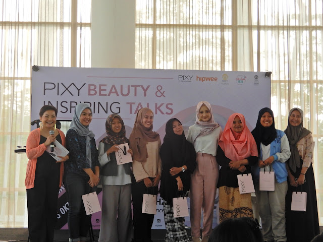 hipwee x pixy inspiring beauty talks