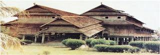Desain Rumah Adat Dalam Loka Samawa, Kearifan Lokal di Sumbawa