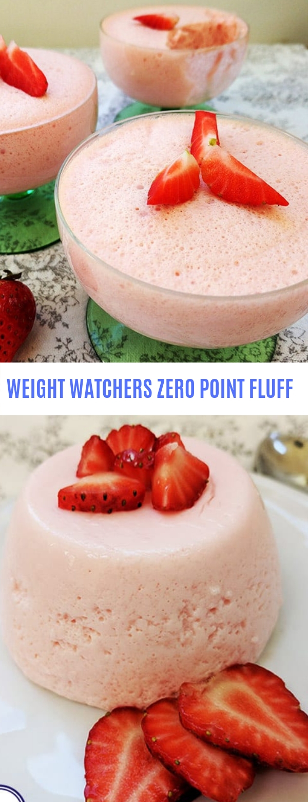 Weight Watchers Zero Point Fluff