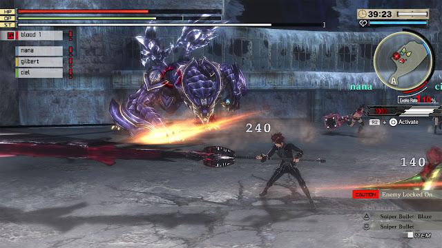 GOD EATER 2 Rage Burst PC Download Full Version Gameplay 1