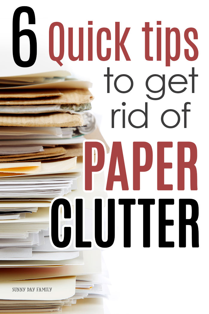 Get rid clutter cheap side note many people canut bear for How to get rid of clutter