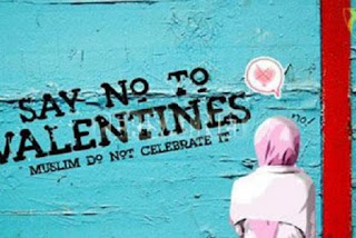 Say No to Valentine's Day