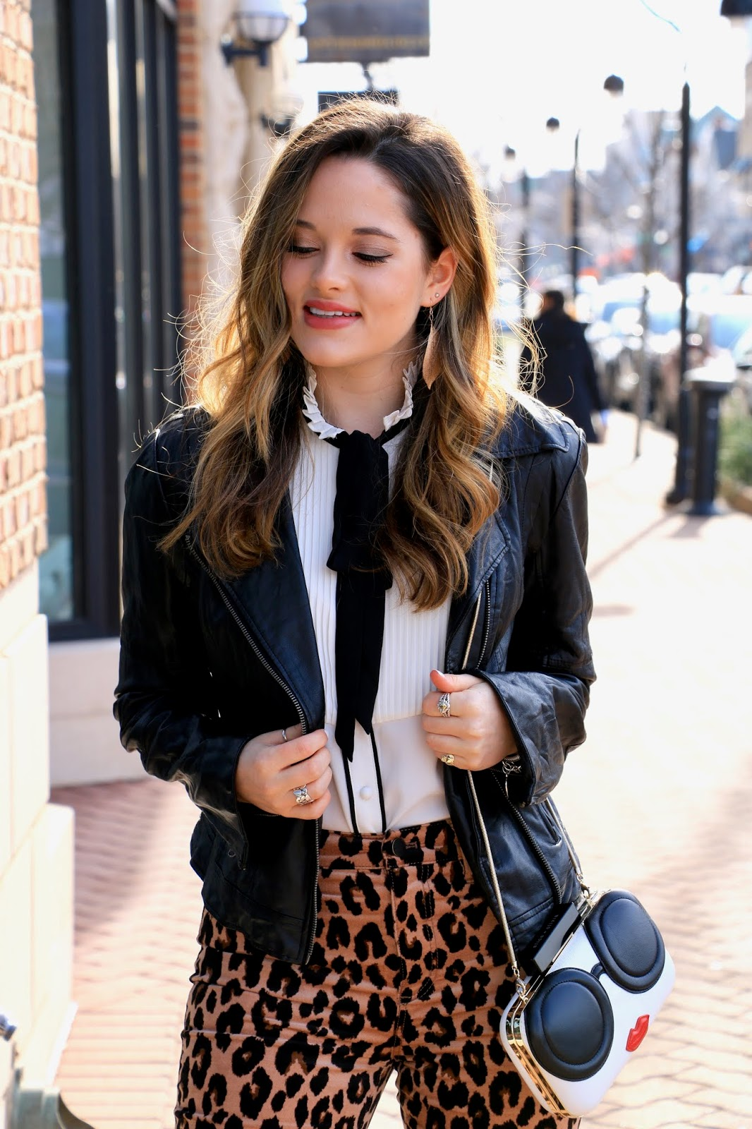 Nyc fashion blogger Kathleen Harper's outfits