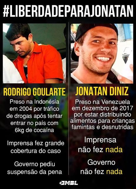 Brasileiro que havia sido preso na Venezuela planejou tudo