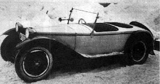 Samochody przedwojenne