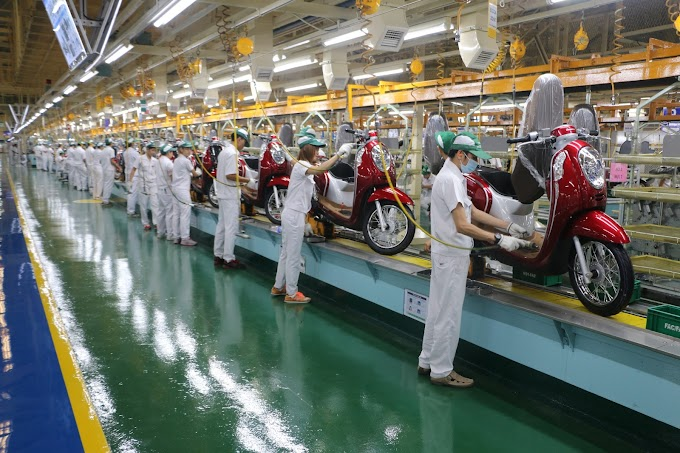Informasi Loker Online untuk D3/S1 di PT Astra Honda Motor (PT AHM) Karawang