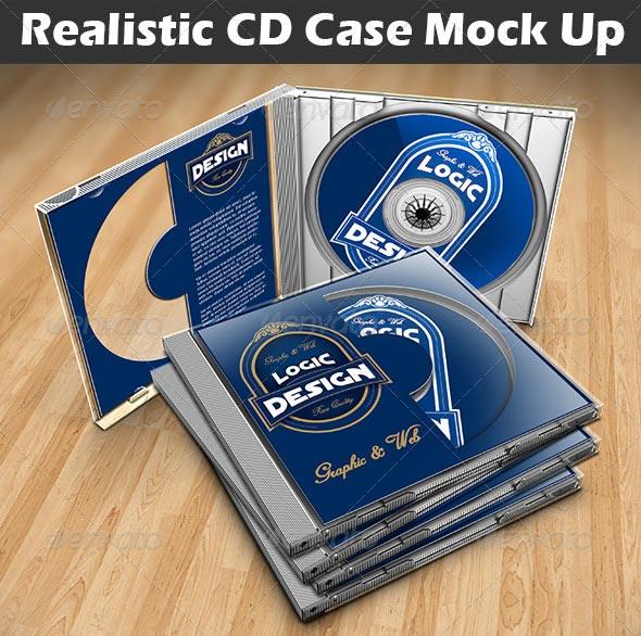 CD Case Mock Up