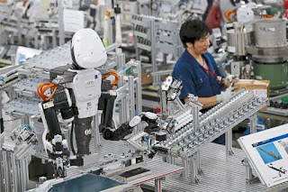 Humanoid Labours are not future...its present - Japan proves its power