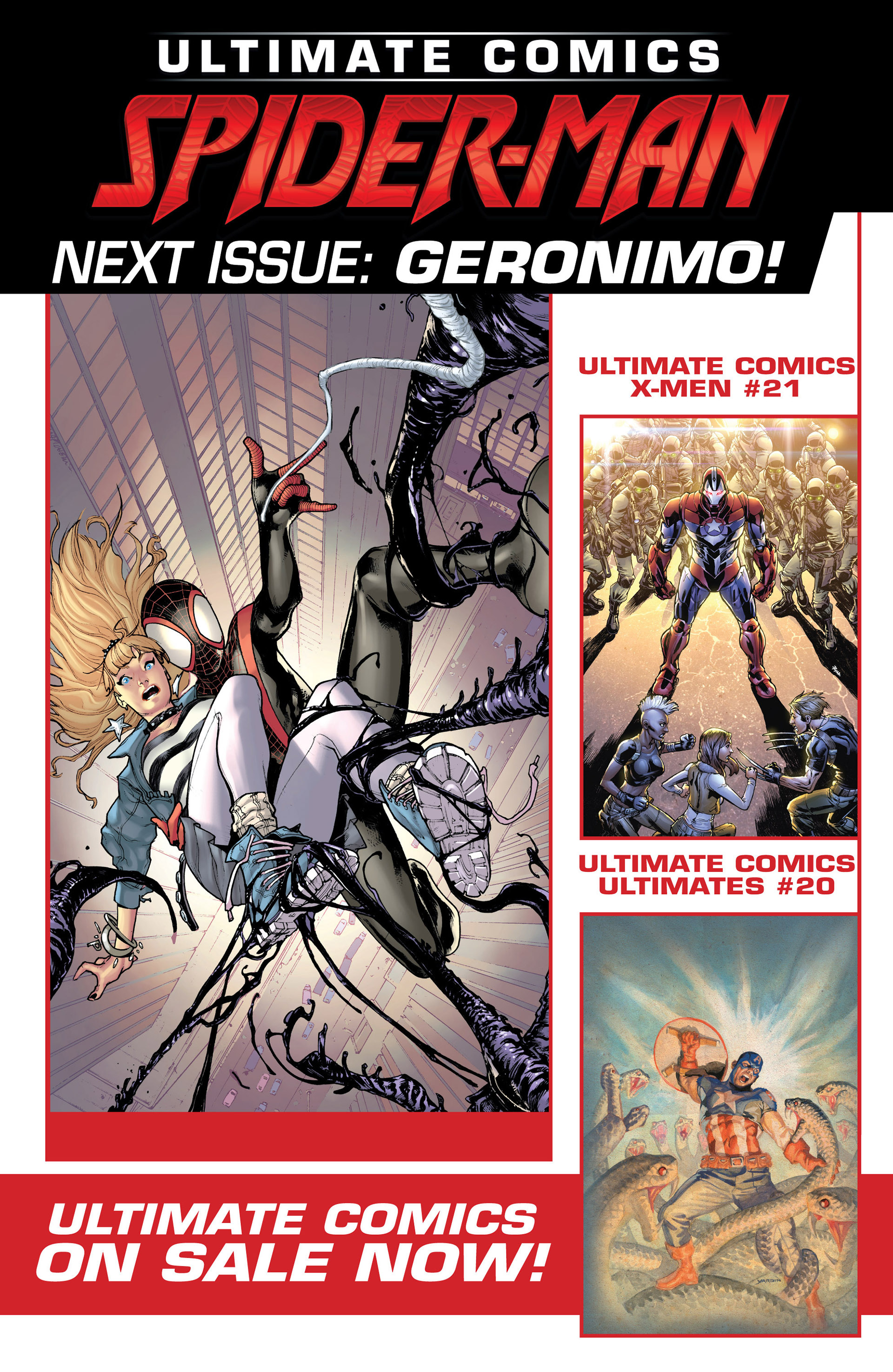 Read online Ultimate Comics Spider-Man (2011) comic -  Issue #20 - 20
