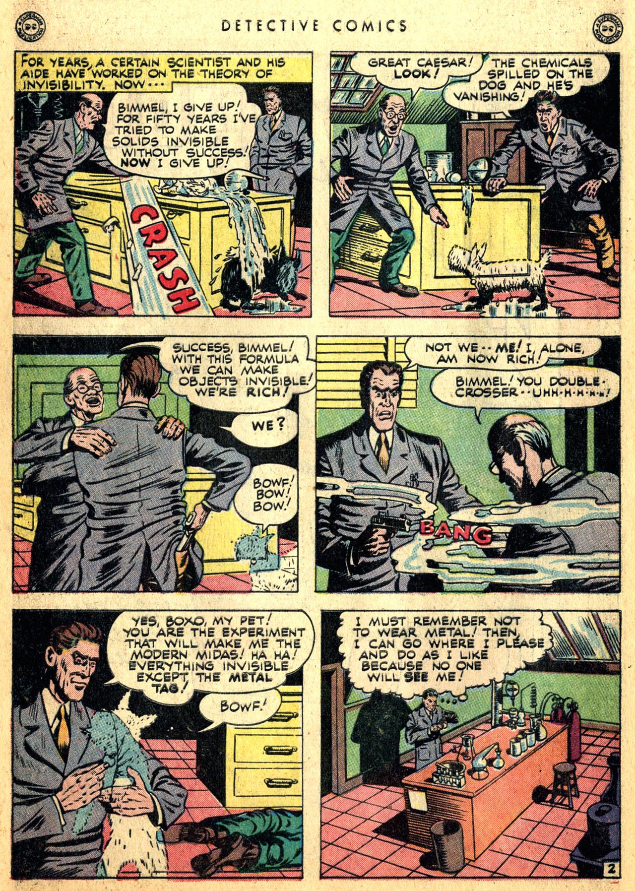 Read online Detective Comics (1937) comic -  Issue #117 - 40