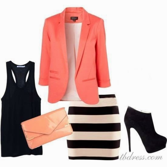 outfits elegantes para el verano todo para mujeres. Black Bedroom Furniture Sets. Home Design Ideas
