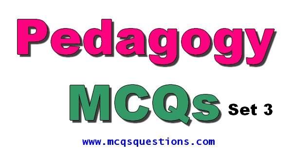 Instructional planning mcqs, pedagogy mcqs