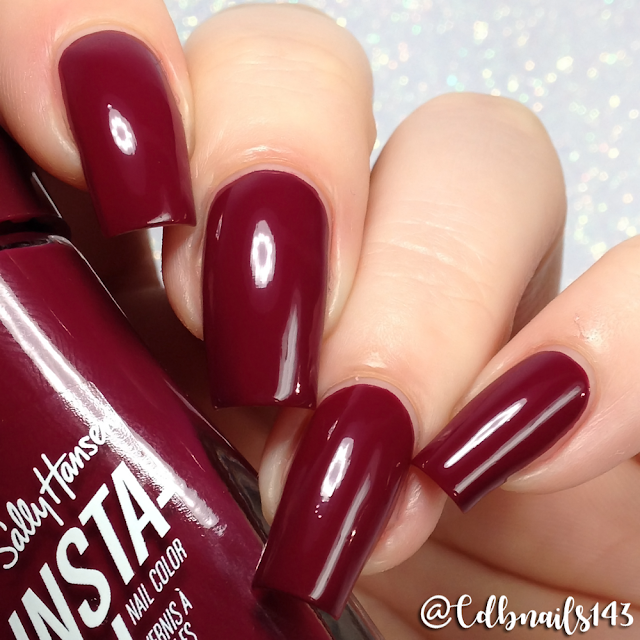 Sally Hansen-Just In Wine