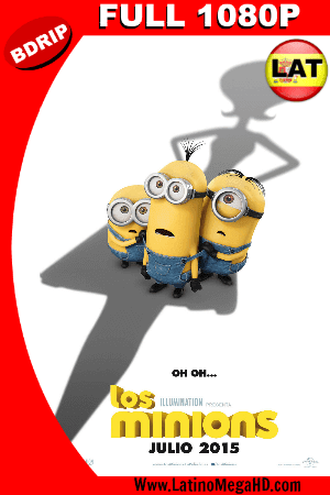 Minions (2015) Latino Full HD BDRip 1080P ()