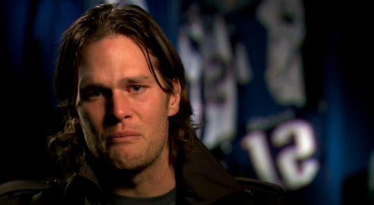Image result for Tom Brady crying